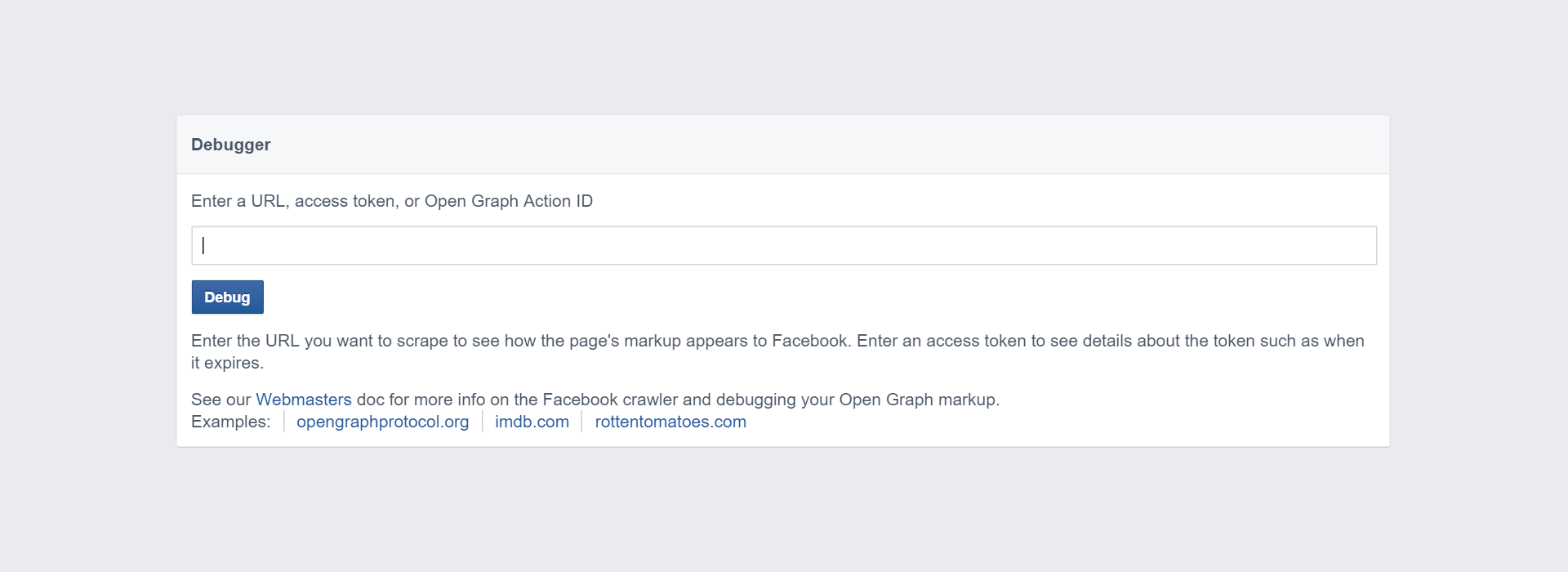 facebook-share-cache
